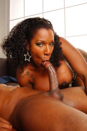 Big Ebony Dick sex