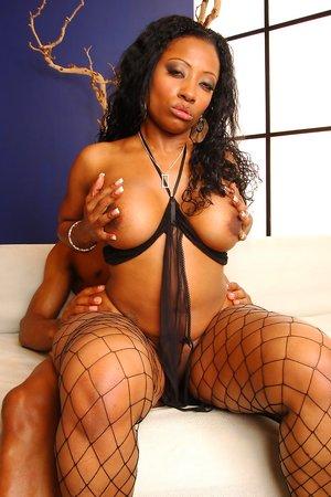 Ebony Cowgirl sex